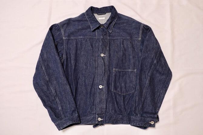 COMOLI 19AW デニムジャケット