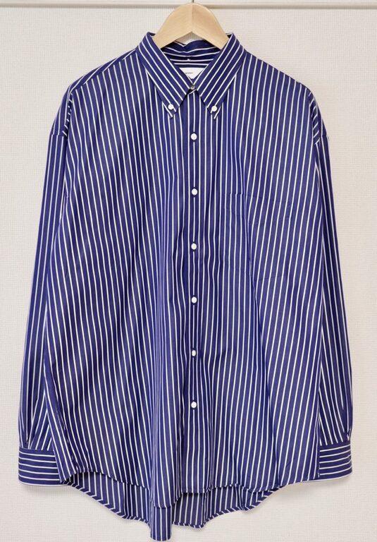 Graphpaper×Thomas masonのシャツ