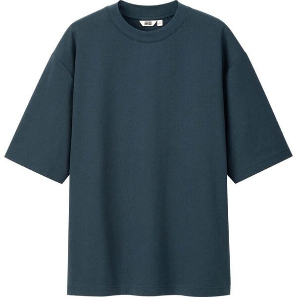 ユニクロのエアリズムオーバーサイズTシャツ
