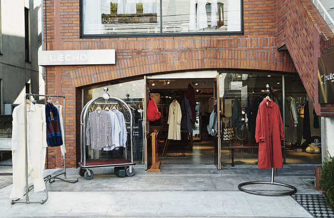 L'ECHOPPE(レショップ)青山店