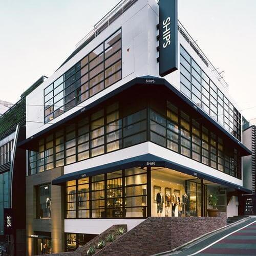 SHIPS渋谷店