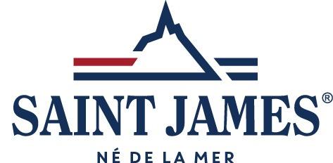 セントジェームスのロゴ
