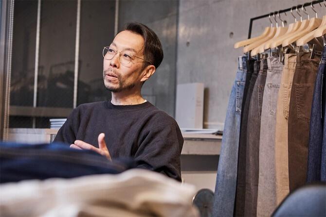 CIOTAデザイナーの荒澤正和さん