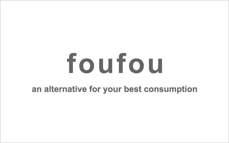 foufouのロゴ