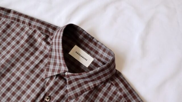 MARKAWARE(マーカウェア)の極上チェックシャツをご紹介【今年の秋冬はチェック着ようぜ】