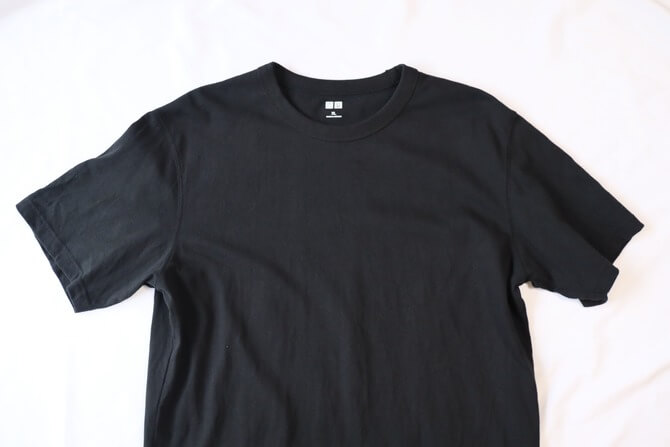 UNIQLO U(ユニクロユー) クルーネックTシャツ