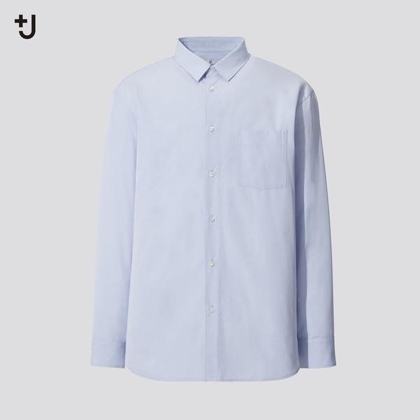スーピマコットンレギュラーフィット シャツ(長袖)
