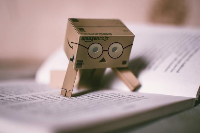本を読むダンボー