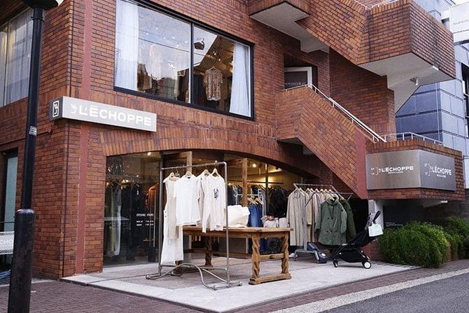 レショップ青山店