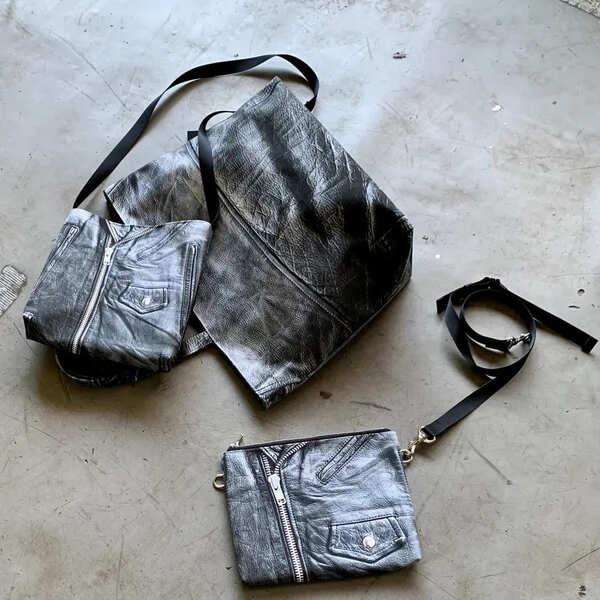 トロンプルイユトートバッグ