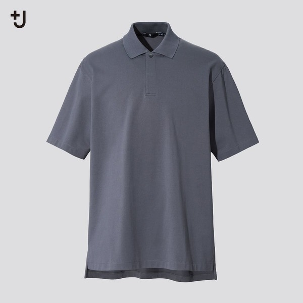 リラックスフィットポロシャツ(半袖)