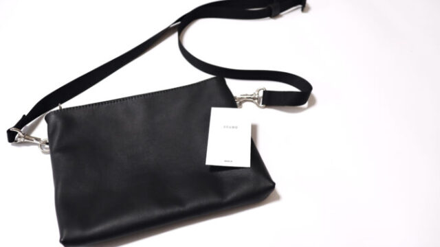 ARUMOのバッグ