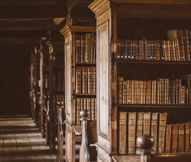 古い図書館
