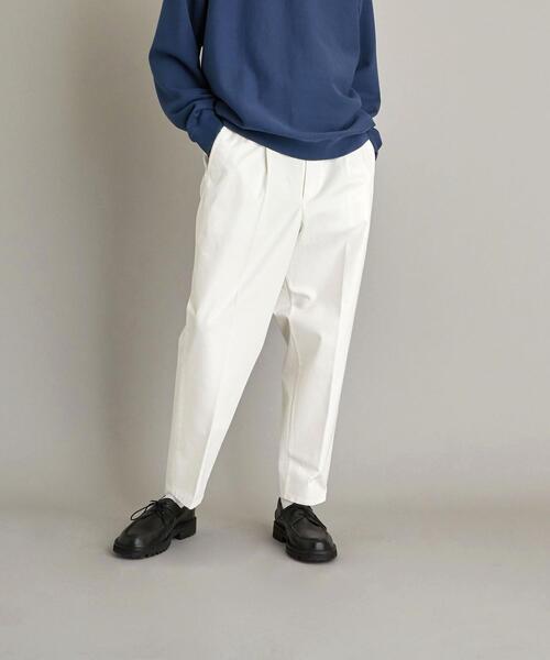 スティーブンアランのVENTILE WTR SUPER BAGGY TAPERED PANTS-JUST/パンツ
